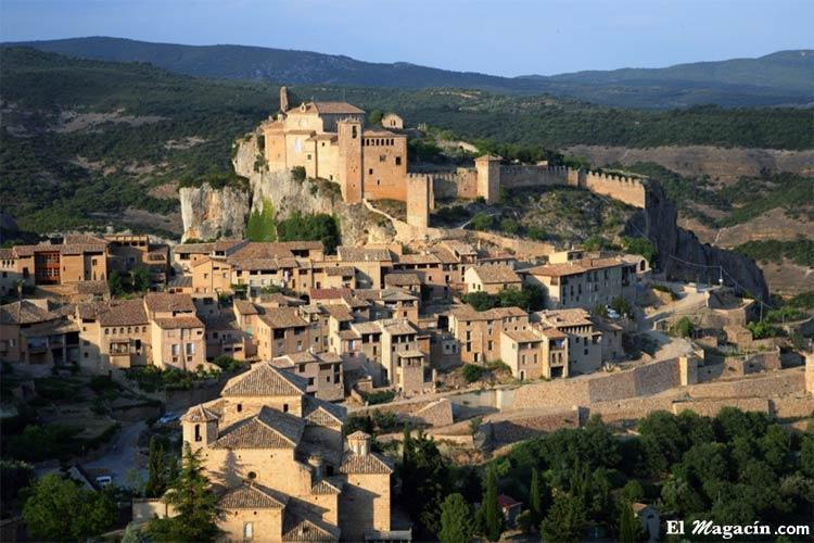 Alquézar, el pueblo más bello de Huesca