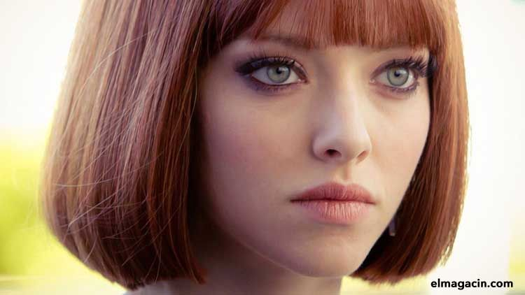 Amanda Seyfried, protagonista de In time. El Magacín. Mujeres guapas.
