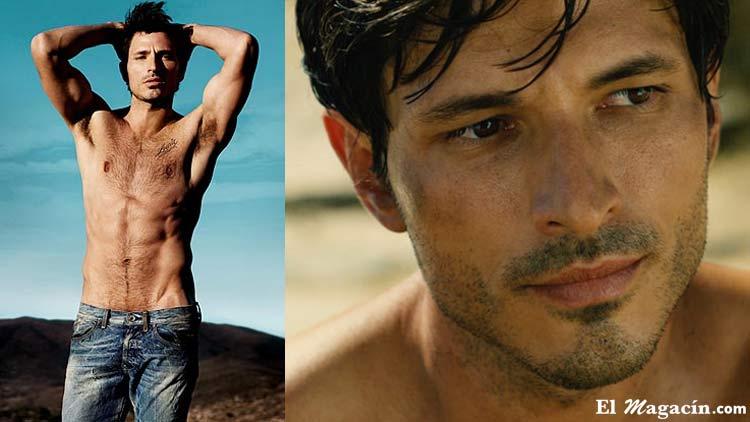 Andrés Velencoso. Actores españoles guapos