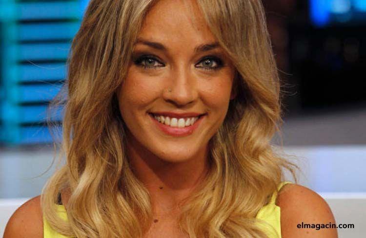 Anna Simon. La presentadora más guapa de España. El Magacín. Mujeres guapas.