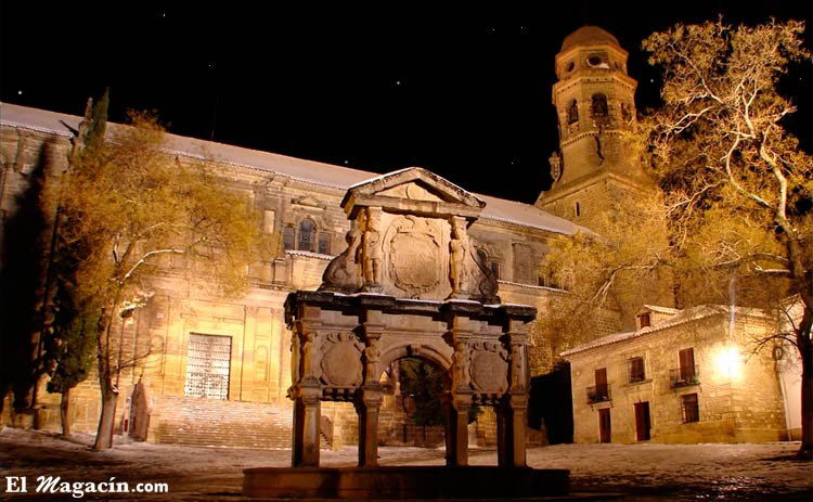 Baeza (Jaén) El Magacín.