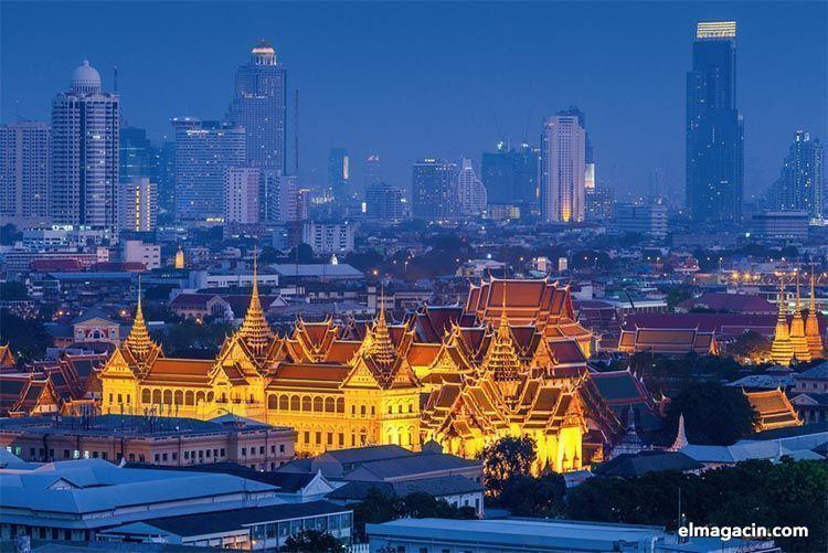 Bangkok, la puerta de entrada a Tailandia. El Magacín.