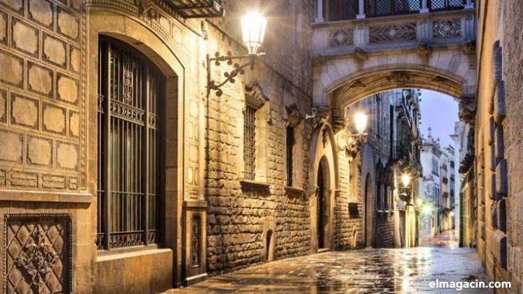 La Barcelona secreta oculta. El Magacín.
