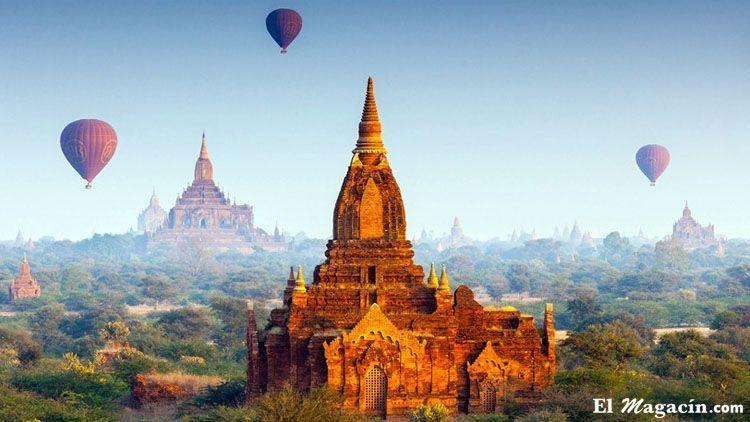 Birmania (Myanmar) El Magacín.