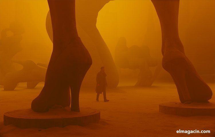 Blade Runner 2049 (2017). El Magacín.