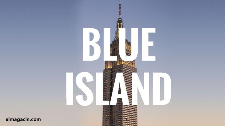 Blue Island. El Magacín.