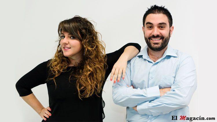 Miriam Blanco y Manuel Camargo – Estrategia Social Media y Dirección General de Boizu. El Magacín