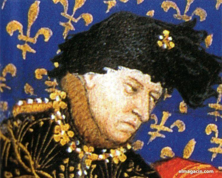 Carlos VI de Francia. El Magacín.