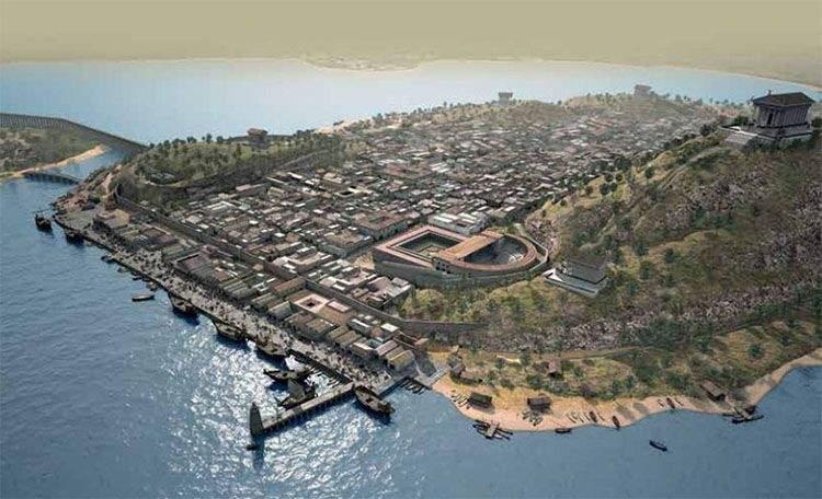 Carthago Nova (Cartagena)