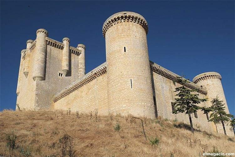 Castillo de los Comuneros de Torrelobatón