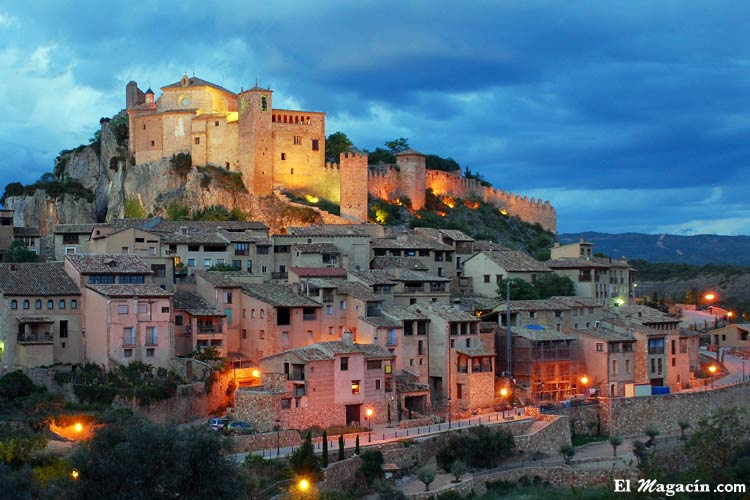 Alquézar (Huesca, Aragón) El Magacín.