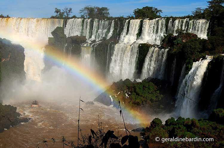 Cataratas de Iguazú, Argentina. El Magacín.