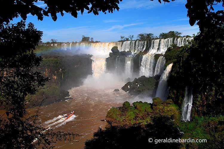 Cataratas de Iguazu, Argentina. El Magacín.