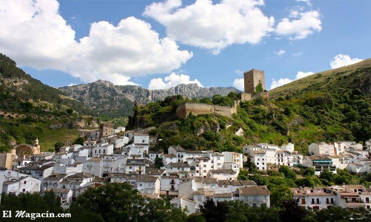 Cazorla (Jaén) El Magacín.