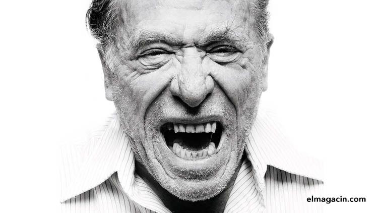 Charles Bukowski. El Magacín.