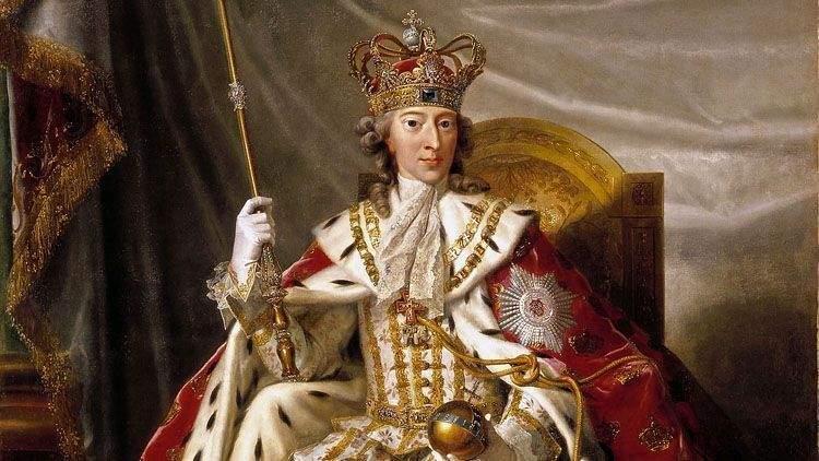 Christian VII de Dinamarca. El rey más rico y más loco
