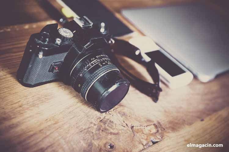 Cómo hacer fotos para un blog. El Magacín.