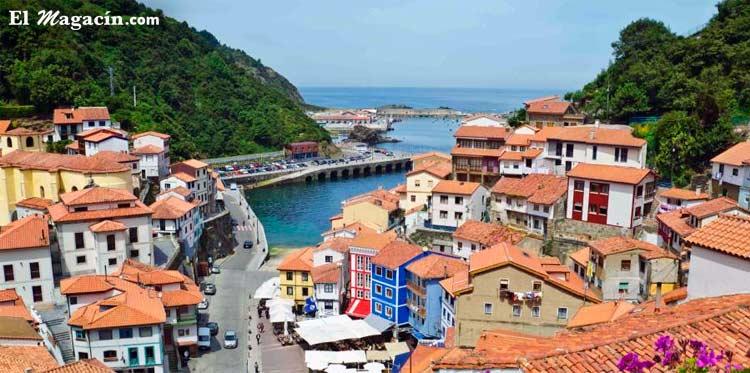 Cudillero tiene el puerto más bello del norte de España
