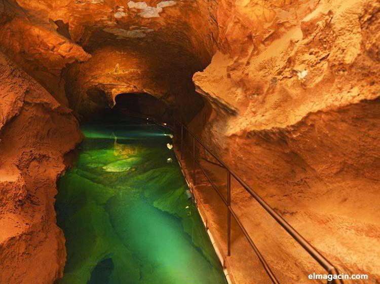 Cuevas de Jenolan (Australia)