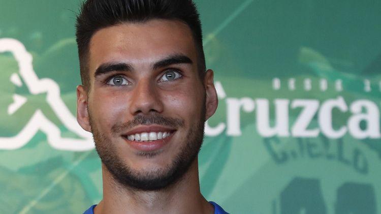 Dani Martín Fernández, el jugador con los ojos más bonitos del fútbol español