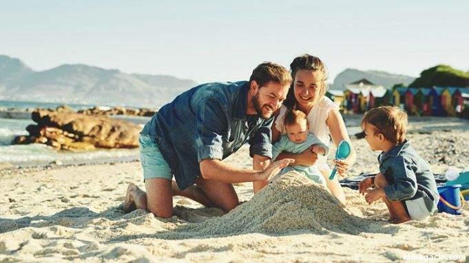 Dónde viajar con niños en Julio en España