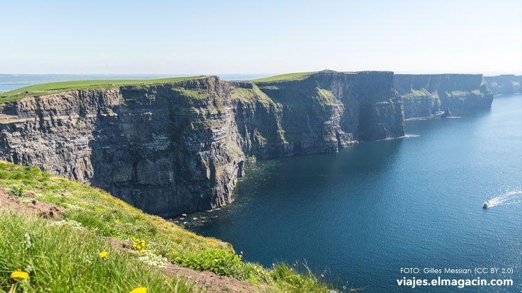 Moher Cliffs Irlanda. El Magacín