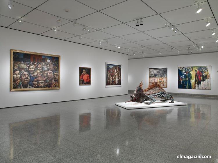Museo de Arte Latinoamericano. Argentina. El Magacín.