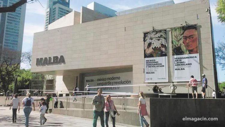 Museo Malba de Buenos Aires (Argentina). El mejor museo de arte latinoamericano