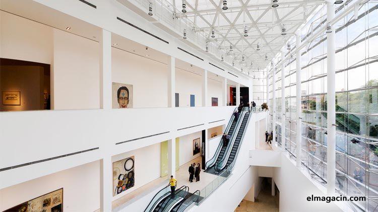 El Museo de Arte Latinoamericano de Buenos Aires. El Magacín.