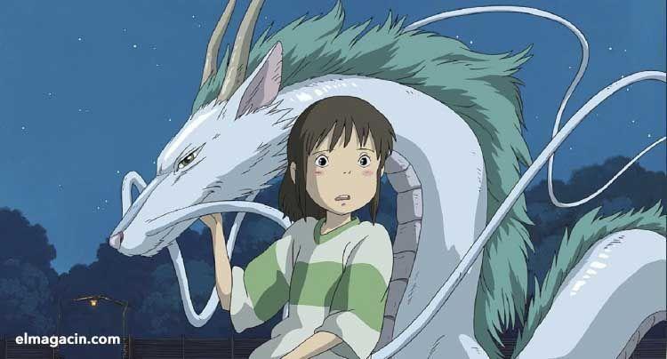 El viaje de Chihiro. El Magacín.