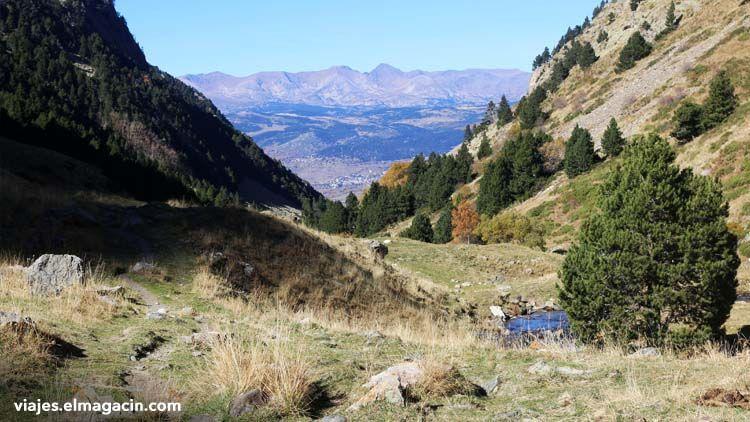 El Valle de Eyne en la Cerdaña francesa.