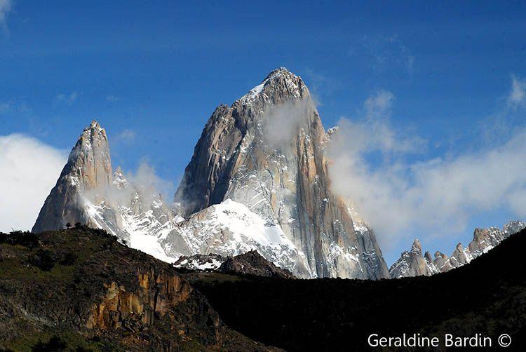 Cerro Fitz Roy. El Magacín.