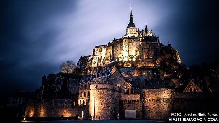 Mont Saint-Michel, Francia