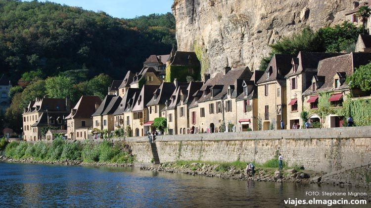 La Roque Gageac Francia