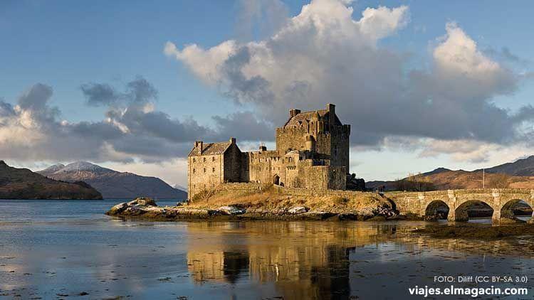 Eilean Donan Escocia