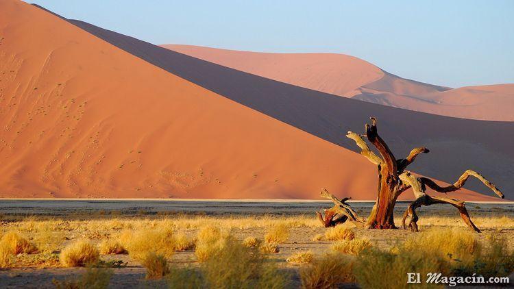Desierto Namib en Namibia