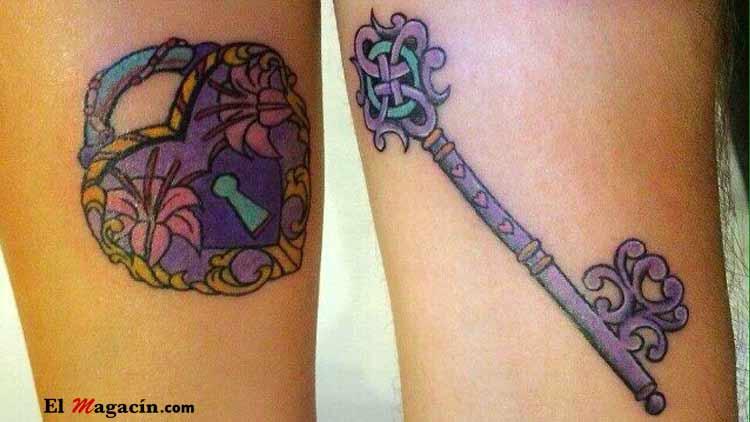 os tatuajes pequeños en la sociedad de hoy en día