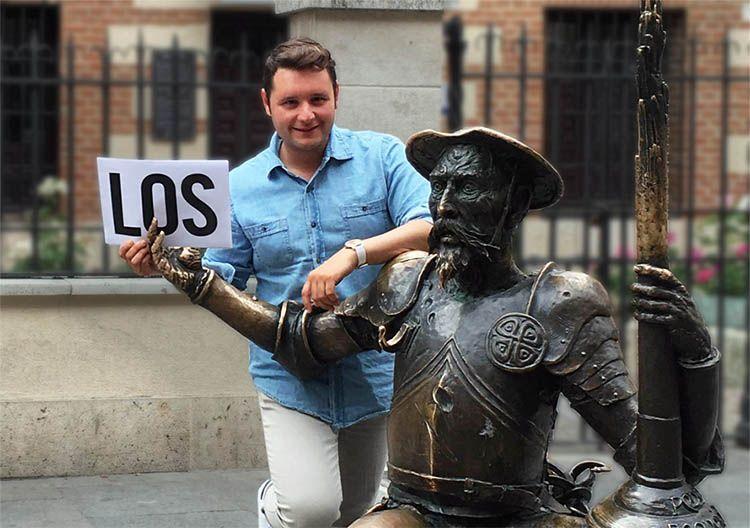 El Quijote. El Magacín.