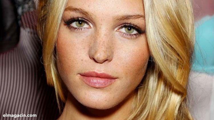 Erin Heatherton. Belleza femenina. El Magacín.