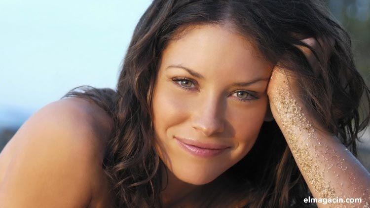Nicole Evangeline Lilly. Actriz guapa de Perdidos. Mujeres guapas.