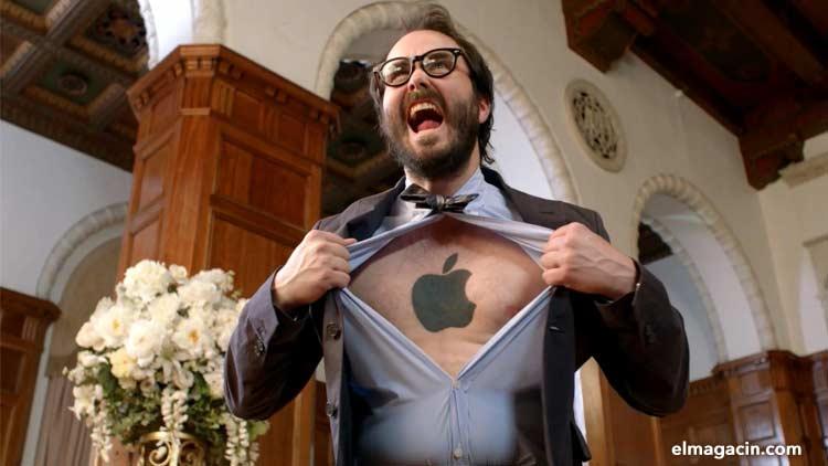 Fan de Apple. El Magacín.