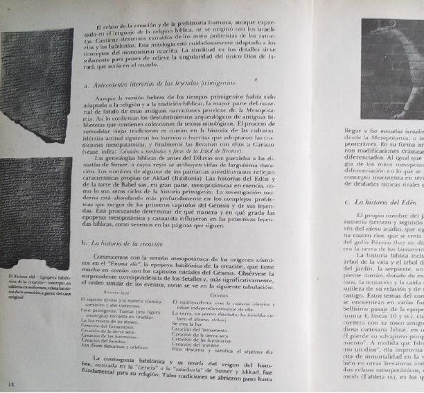 Histórica edición original en español del libro de Freedman y Maza