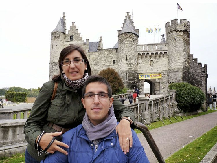 Gravensteen. Castillo de los condes. El Magacín.