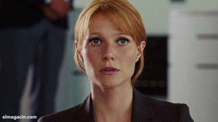 Gwyneth Paltrow. Actriz más bella del cine americano. Chicas guapas.