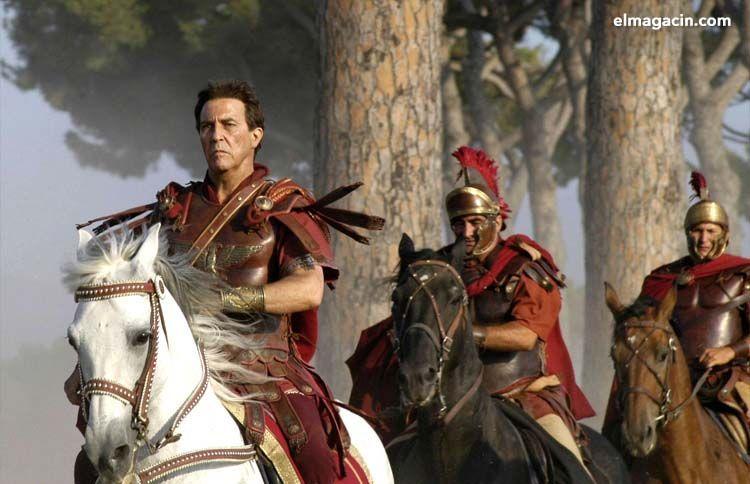 Acontecimientos históricos importantes de la historia de Roma.