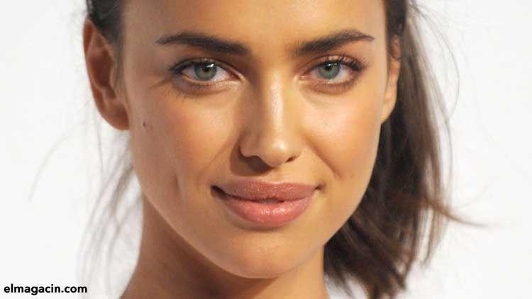 Irina Sheik, super modelo. El Magacín. Ex novia de Cristiano Ronaldo. Chica rusa guapa.