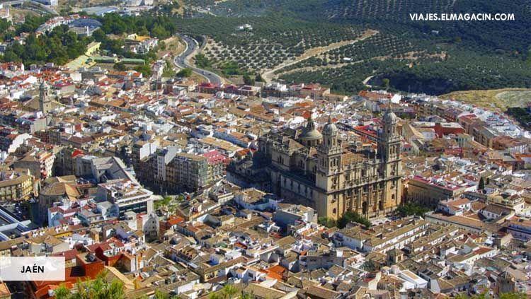 Jaén. El Magacín.