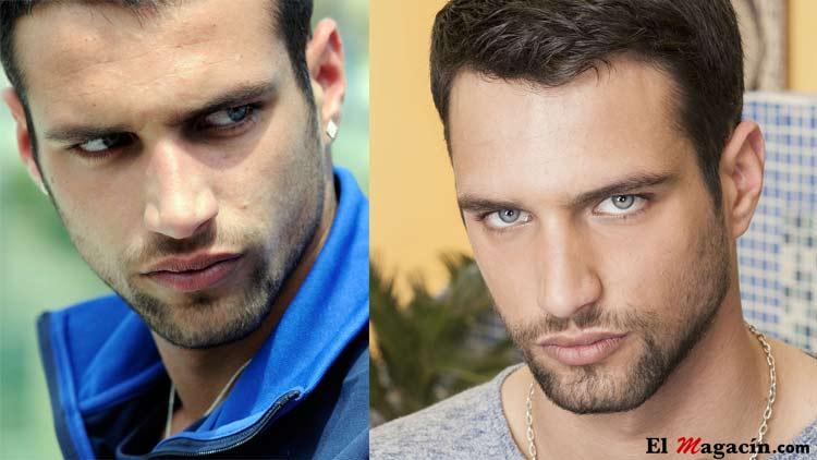 Jesús Castro. Actores españoles guapos