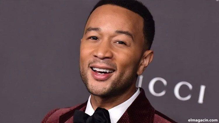 John Legend, uno de los cantantes negros más guapos del mundo