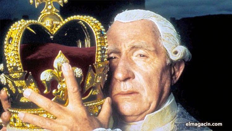 Jorge III de Inglaterra. Los reyes locos de la historia